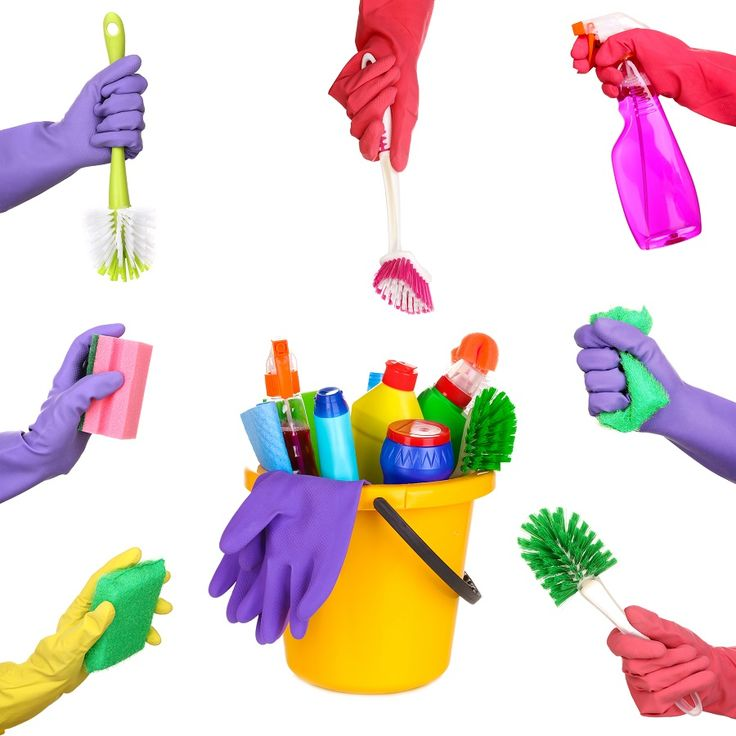 extreme cleaning